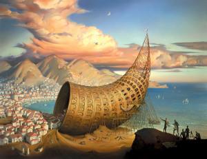 Horns of Babel - Vladimir KUSH