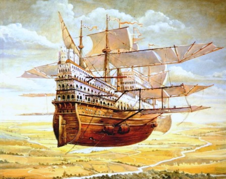 Fly with the Wind - Andrei Vereshchagin