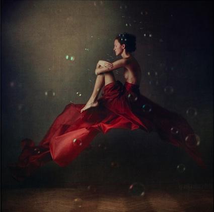 Lifted by Anka Zhuravleva