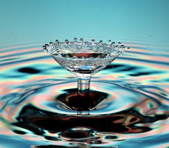 Suyu Dalgalandıran Bir Damla....