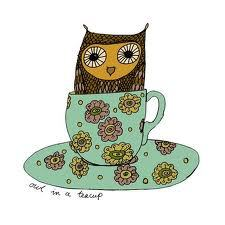 Owl in a Cup :)