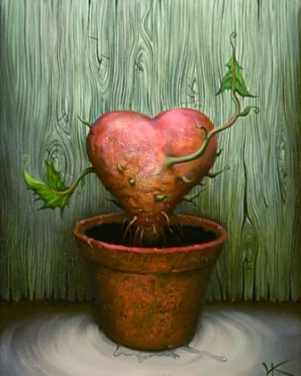 Love PLant by Vladimir KUSH