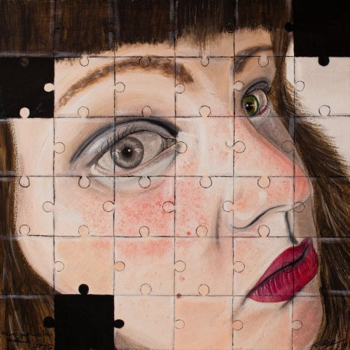 Puzzled Mind by Sophie Nouveau