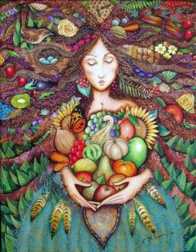 Goddess of Abundance