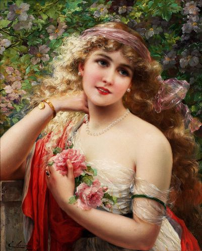 Printemps by Emile Vernon