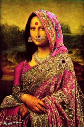 Mona Lisa GİZEMLİİİİ :)