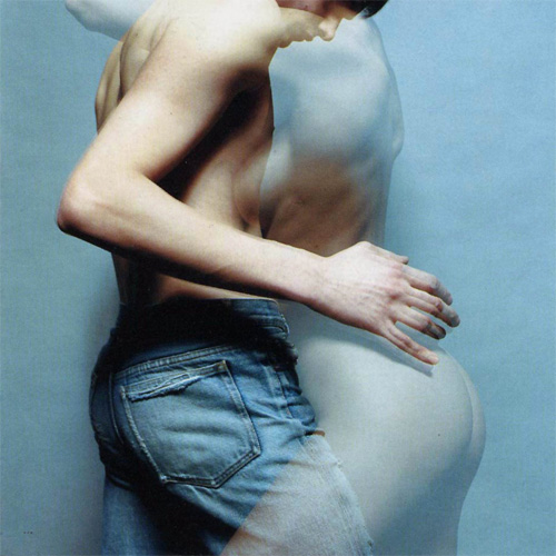 Sleeping With Ghosts - PLACEBO Albüm Kapağı