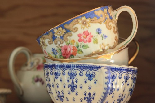 Tea Cups...