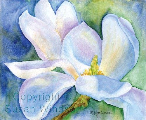 Magnolia - Susan WINDSOR