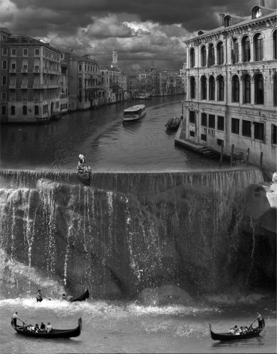 The Fall  by Thomas Barbey