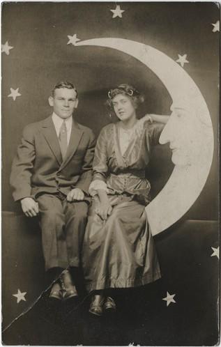 Vintage Tarzı YENİAY Çifti :)