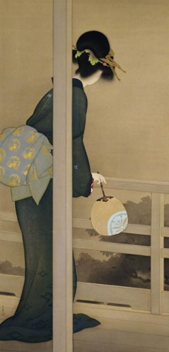 AY'ı Beklerken ''Waiting for The Moon'' by Uemura Shōen