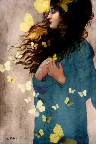 Bye-Bye Butterfly by Catrine Waltz-Stein