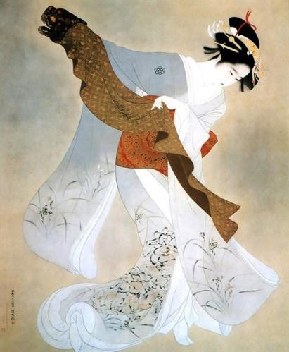 Lion Dance by Shinsui