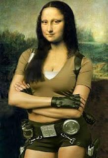 Mona Lara Croft - İntikamım Acıdırrr!