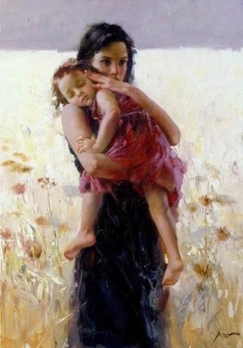 by Pino Daeni