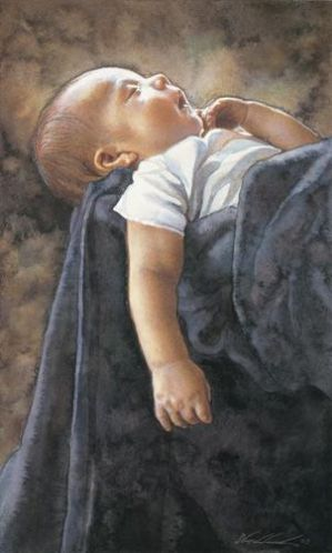 Newborn by Steve Hanks