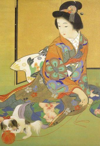 by Kiyokata Kaburagi
