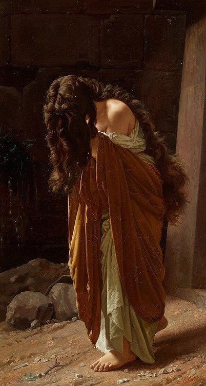 by Antonio Ciseri